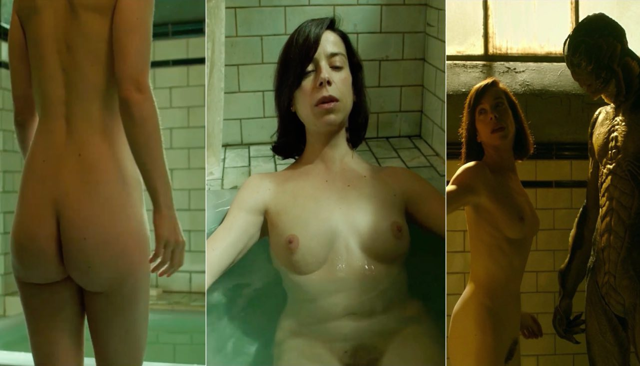FULL VIDEO: Sally Hawkins Nudes The Shape Of Water!