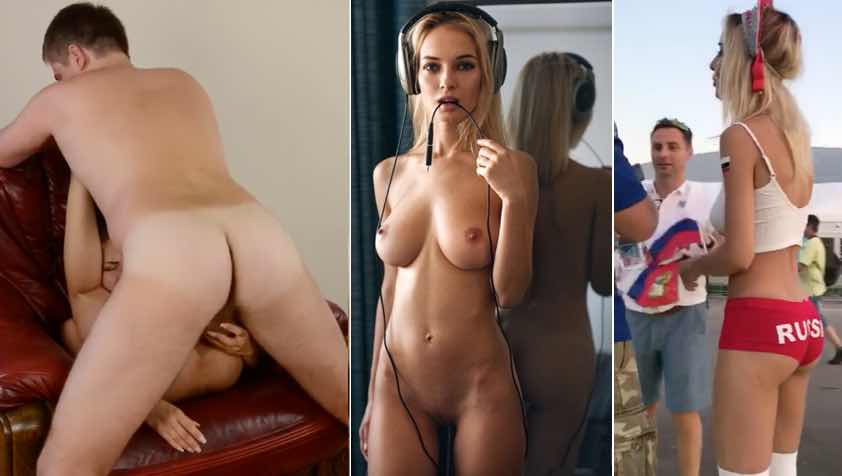 FULL VIDEO: Natali Andreeva Delilah G Sex Tape Porn (Russia's Hottest World Cup Fan)