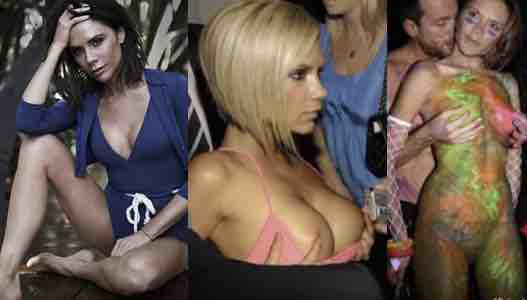 FULL VIDEO: Victoria Beckham Sex Tape And Nudes Leaked!
